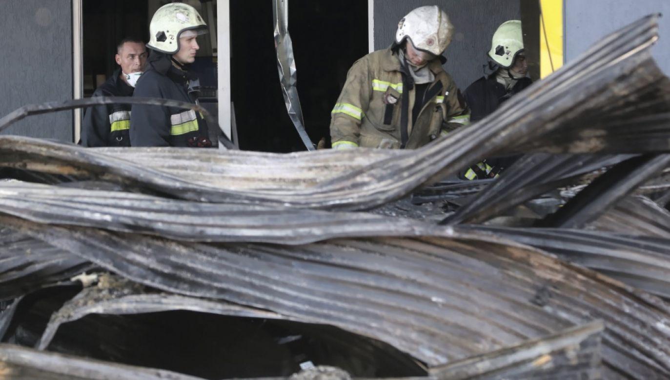 Sprawców udało się namierzyć po obejrzeniu nagrań z monitoringu (fot. PAP/Grzegorz Momot, zdjęcie ilustracyjne)