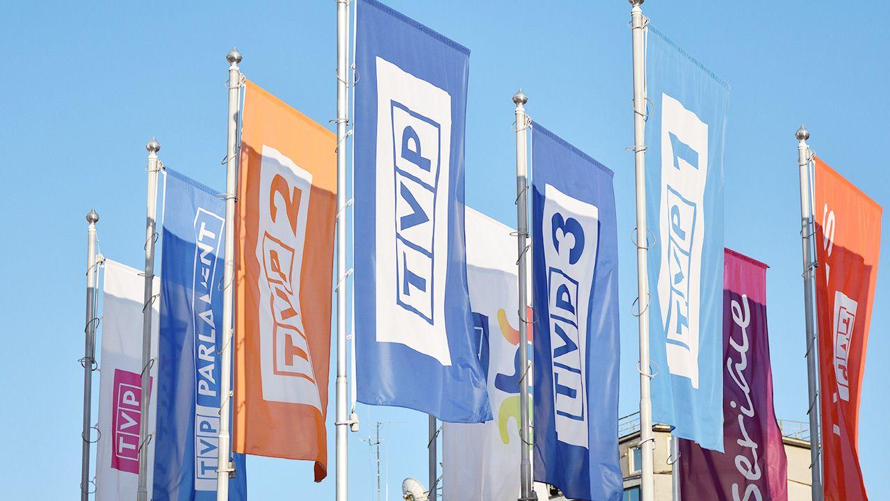 TVP w 2020 roku umocniło się na pozycji lidera rynku medialnego (fot. Shutterstock)