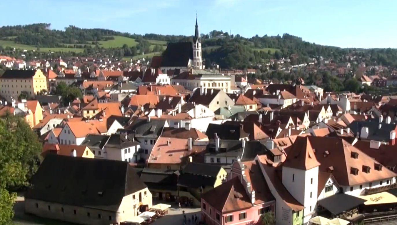 Piękno tego wyjątkowego miasta dostrzegło UNESCO (fot.TVP INFO)