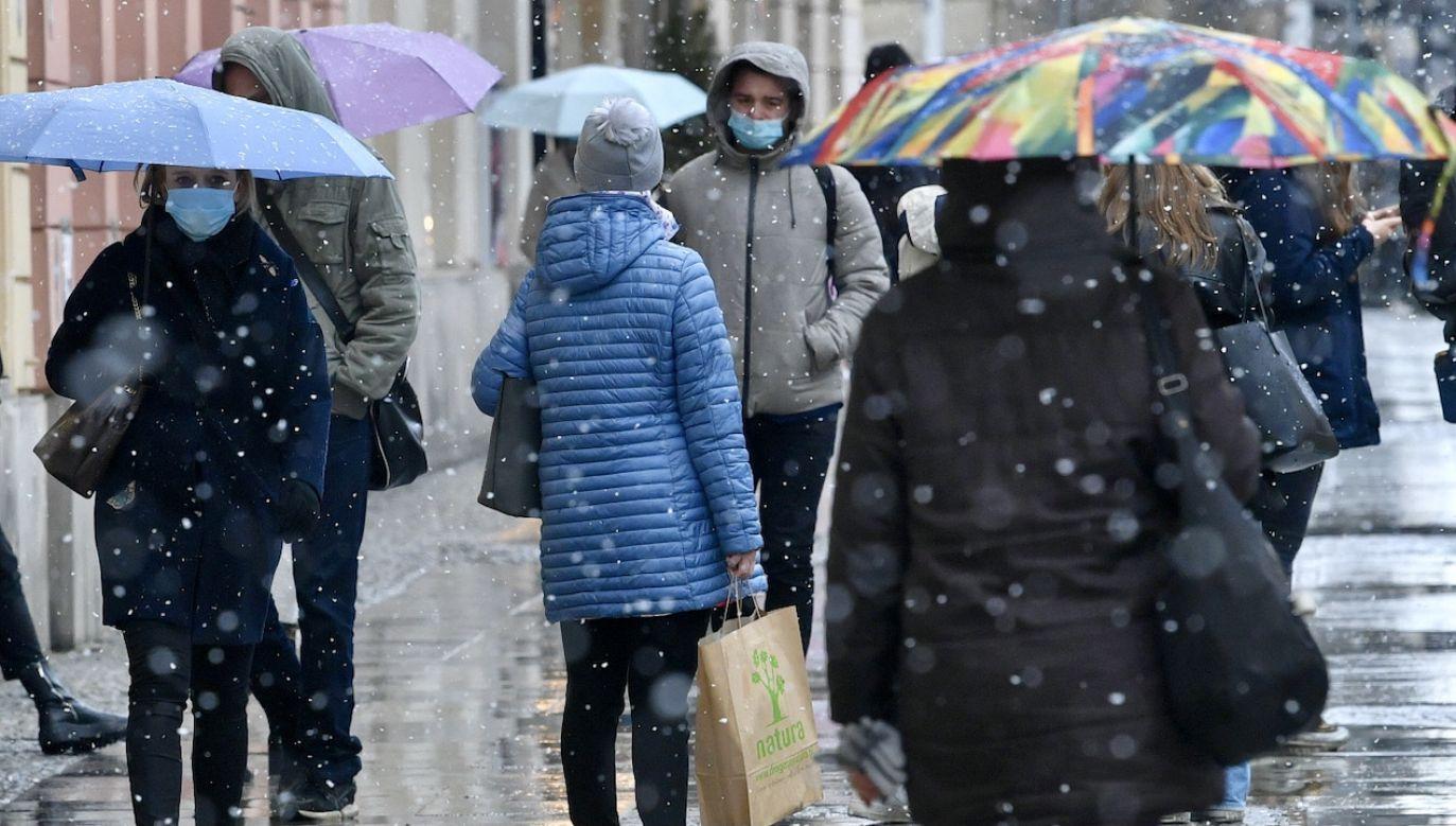 Prognoza pogody długoterminowa: 12-18 kwietnia (fot. PAP/Radek Pietruszka)