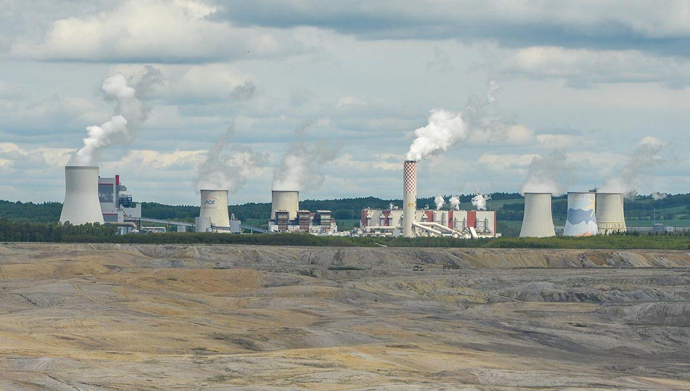 W Pradze prowadzone są rozmowy o międzyrządowej umowie na temat kopalni Turów (fot. PAP/CTK Photo/Vit Cerny)