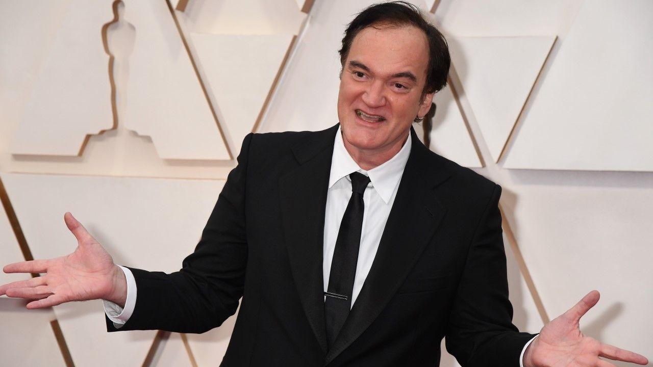 Quentin Tarantino chce przejśćna wczesna emeryturę (fot. Jeff Kravitz/FilmMagic)