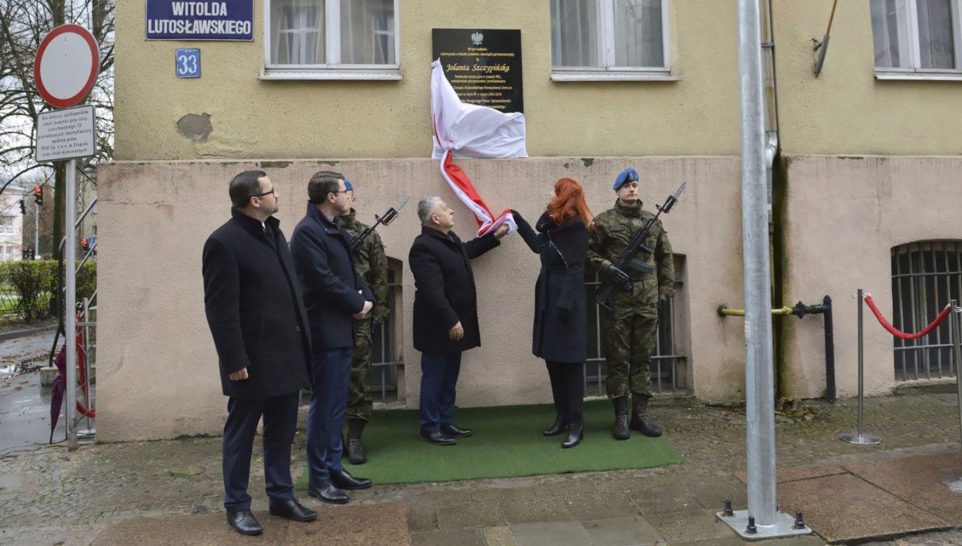Jolanta Szczypińska zmarła 8 grudnia 2018 r. po ciężkiej chorobie (fot. PAP/Jan Dzban)