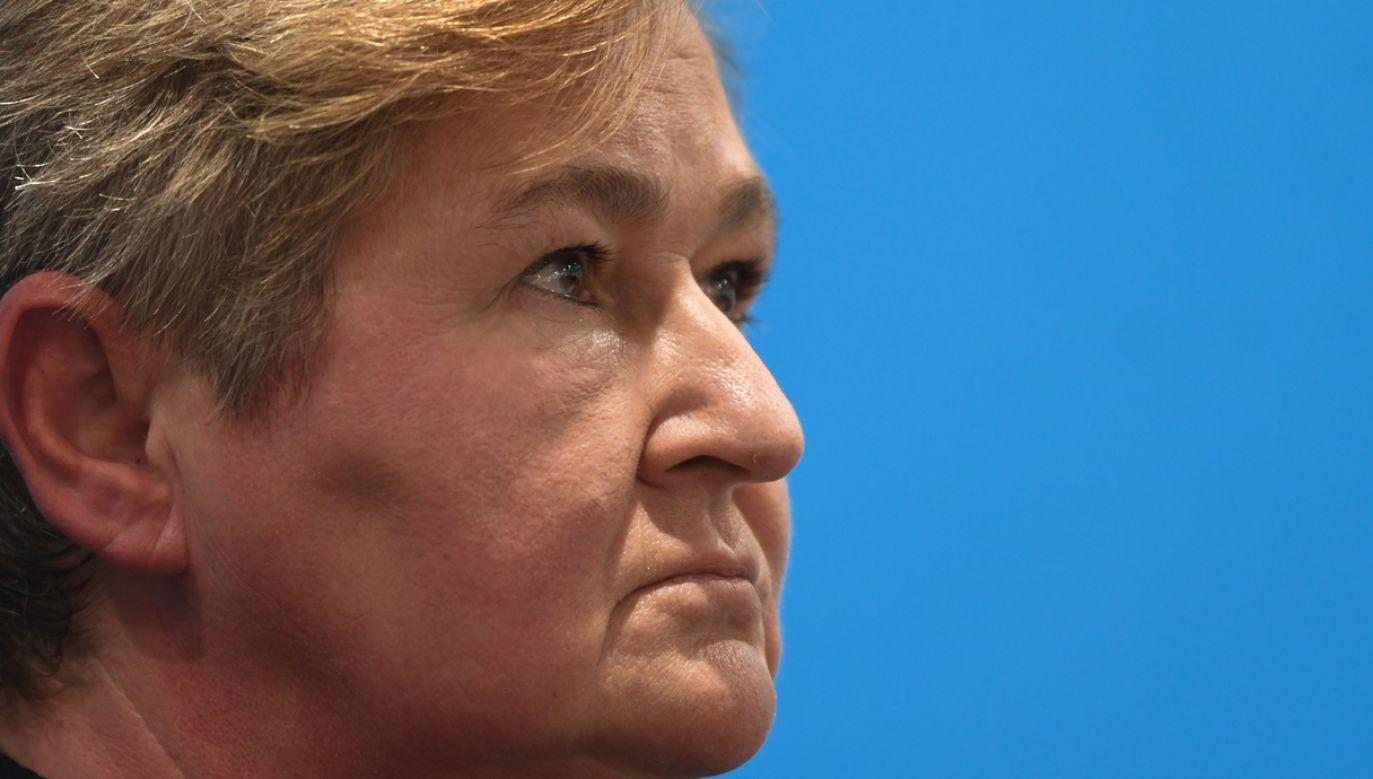 Prof. Magdalena Środa (fot. Artur Widak/NurPhoto via Getty Images)
