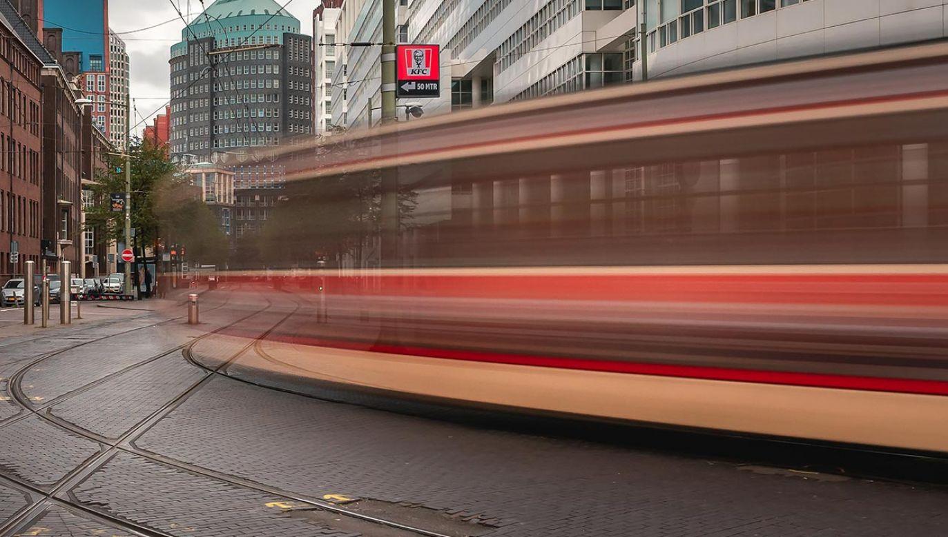 Zarzuty dla 15-latka, który wepchnął Polaka pod tramwaj (fot. Shutterstock/Jolanda Aalbers, zdjęcie ilustracyjne)
