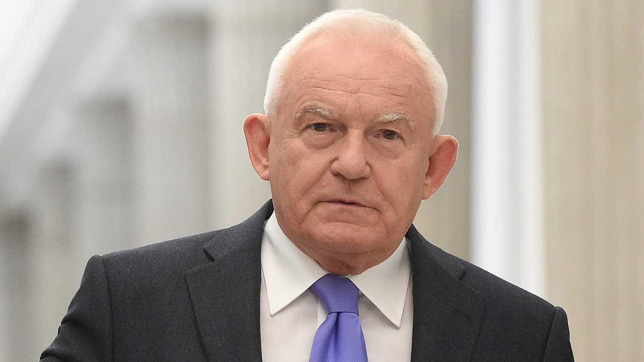 Leszek Miller był synem byłego premiera (fot. PAP/Radek Pietruszka)