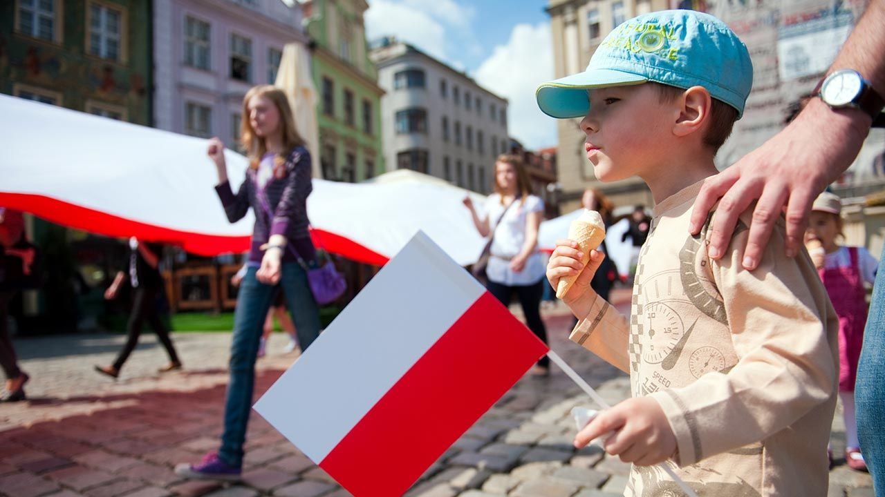 Pademia koronawirusa zmieniła u Polaków hierarchięwartości (fot. Forum/Marek Lapis)