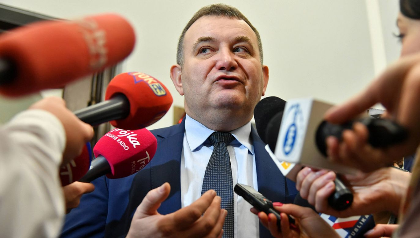W Sądzie Okręgowym w Szczecinie znajduje się akt oskarżenia przeciwko Gawłowskiemu (fot. arch.PAP/Bartłomiej Zborowski)